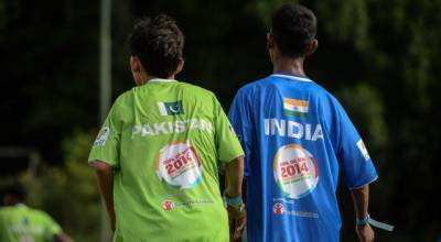 Indo-Pak Cricket Match ticket worth Rs. 500 being sold in black for Rs. 20,000