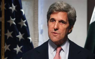 John Kerry arrives in Moscow to discuss Syria with his counterpart