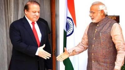 NEW DELHI:Modi congrats Nawaz via letter on Pakistan Day
