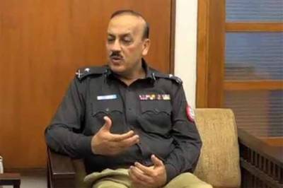Police will take action without discrimination against criminals: Sindh IG