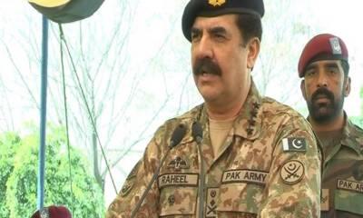 France Defense Secretary calls on Army Chief in GHQ