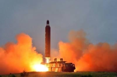 North Korea confirms successful test of solid fuel Rocket Test