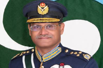 PAF is proud of playing a key role in Ops Zarb-e-Azb: ACM Sohail Amman
