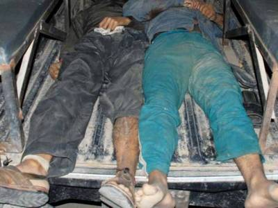 4 militants were killed in Lodhran by CTD in encounter