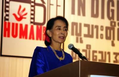 Is Myanmar leader also victim of Islamophobia ?