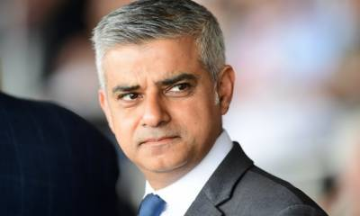 Son of a proud Pakistani Taxi driver nominated for Mayor London slot