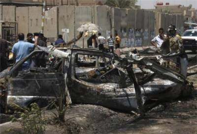 Suicide Bombing kills 26 and injure 71 in southern Baghdad