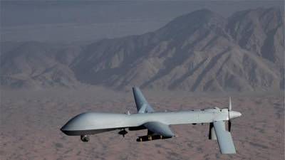 US Drones use to be triple till 2020