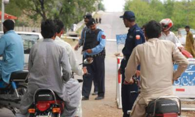 Islamabad Police flexing muscles for crack down against Red Zone sit in members