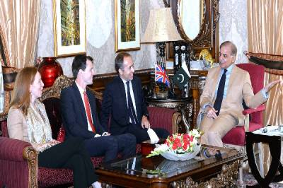 British High Commissioner in Pakistan calls on Punjab CM today