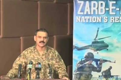 DG ISPR strongly denies any acquaintance between Malik Riaz and COAS