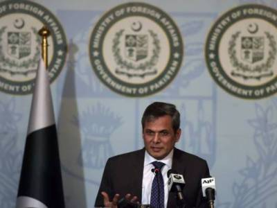 Pakistan has raised issue of Indian RAW involvement in Baluchistan at EU and UN level: FO