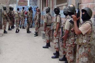 Rangers unveil RAW network in Karachi in Sindh Apex Committee session