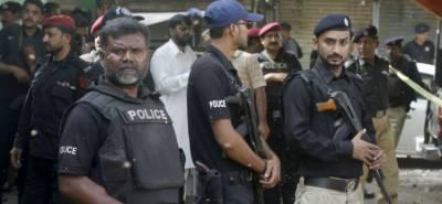 Six policemen killed in an operation against Chotu gang