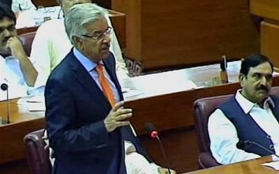 Steps being taken to stop terrorist movement at Pak-Afghan border: Defense Minister