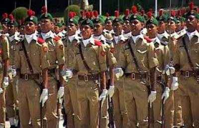 Passing Out Parade ceremony of PMA 134 held in Pakistan Military Academy Kakul