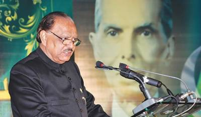President Mamnoon reaffirm resolve to struggle against terrorism