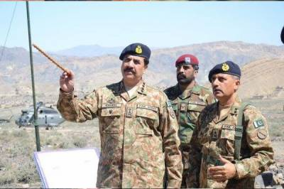 Shawal Operation, another feather in the cap of Pak Army