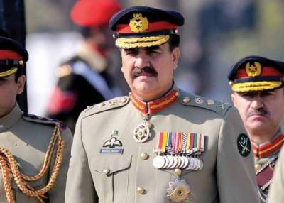 Army Chief dismisses 13 Army Officers over corruption charges