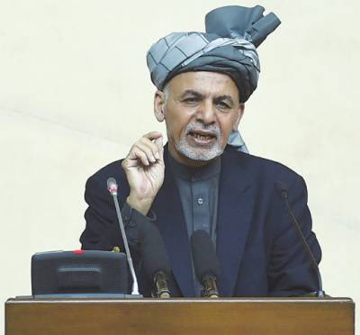 President Ashraf Ghani threatens to take Pakistan to UN over terrorism support