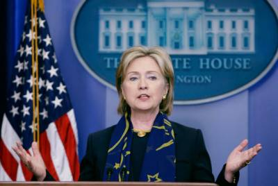 Hillary Clinton has emerged strongest Democrat candidate for White House