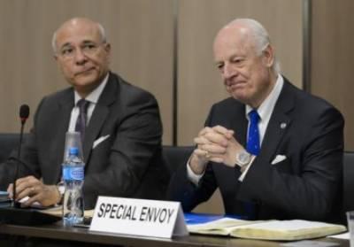 UN Syria envoy still hopeful of peace truce