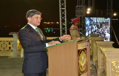 Nishan e Pakistan inaugurated by Corps Commander Karachi