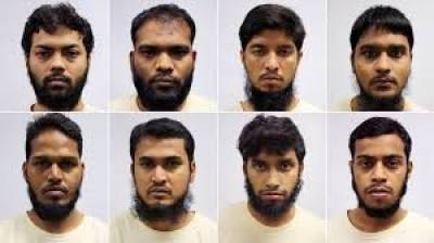 8 Bangladeshi arrested over alleged links with ISIS