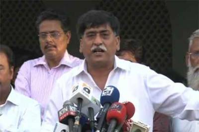 Afaq Ahmad offers dialogues for the issues of Muhajir