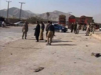 Explosion near vehicle of Baluchistan Constabulary in Quetta
