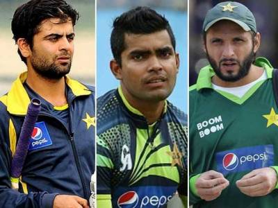 Pakistan Cricket big guns dropped for England tour
