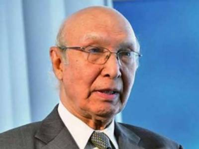 Sartaj Aziz rejects US pressure over Dr. Shkeel Afridi