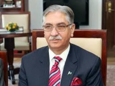 Nayyar Bukhari; former Chairman Senate in hot waters