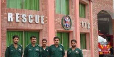 Rescue 1122 Peshawar stunning 5 years performance