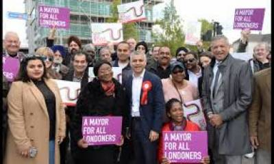 Sadiq Khan promises to unite Londoners; if elected