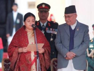 Nepal's President cancels official visit to India further straining ties