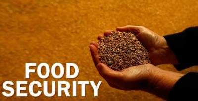 Food Security 15 Agriculture Projects launched