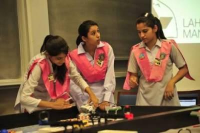 Robotics Technology R&D rise in Pakistani Universities