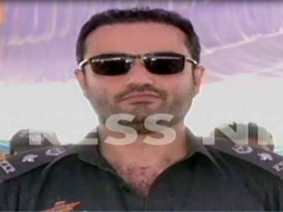 DPO Jaffrabad SSP Jehanzeb commits suicide in his office