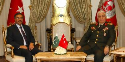 Pak-Turkey to jointly combat terrorism: Ambassador