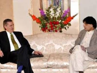 Interior Minister expresses concerns over F-16 matter with US officials