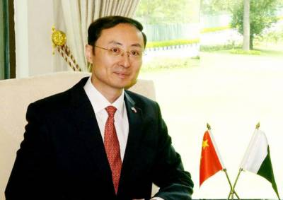 CPEC to make Pakistan Asian Tiger: Chinese Ambassador