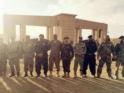 Pak Army Angor Adda Check Post handed over to Afghanistan