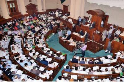 Punjab Assembly passes resolution over Armed Forces successes