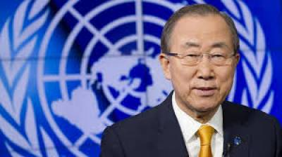 UN Chief asks for talks to end Syria Crisis