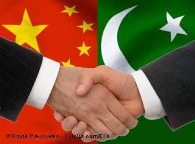 With over $18 billions China becomes Pakistan's largest trading partner