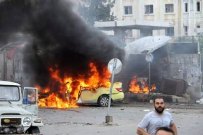 Deadly Bombings by ISIS in Syria play havoc