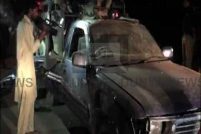 Blast in Quetta, targetting police