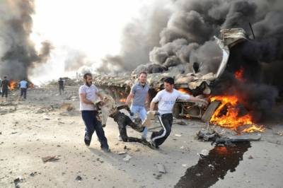 Deadliest attacks in Syria kill more than 148