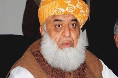 Moulana Fazal ur Rehman denies meeting Asif Zardari